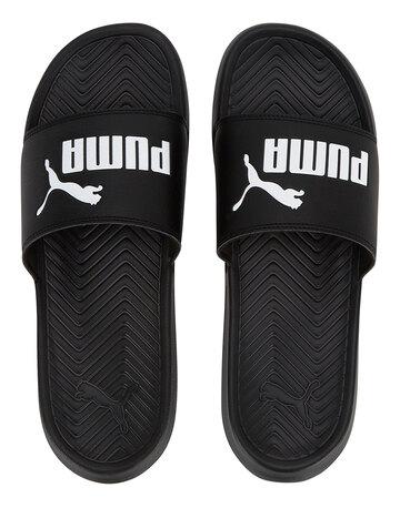 b9b70c96ffe9 Mens Puma Pop Cat Slides ...