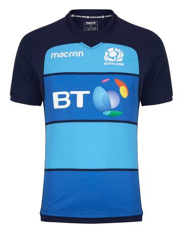 Mens Scotland Training Jersey 2019