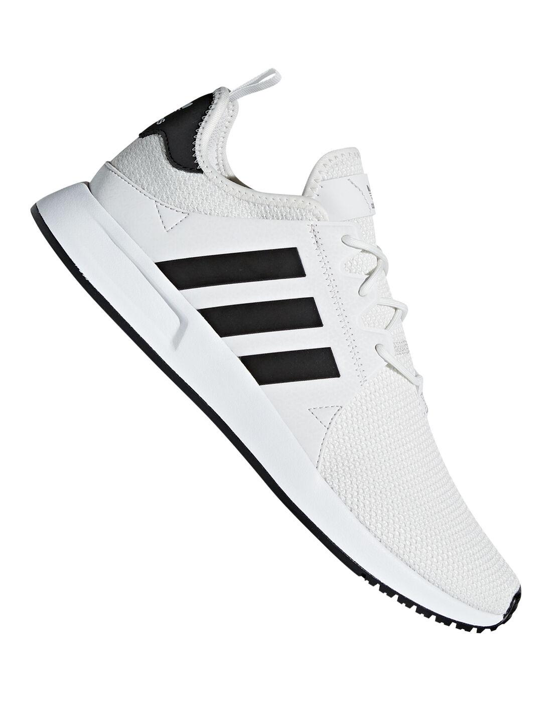 adidas originali mens x a infrarossi bianco di stile di vita, sport