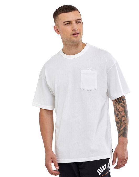 Mens Premium Essentials Pocket T-Shirt