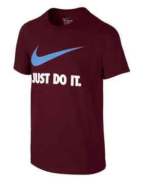 Older Boys JDI Swoosh T-Shirt