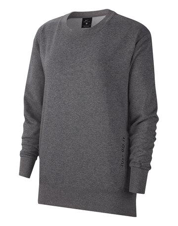 Womens Dry Fit Crewneck Sweatshirt