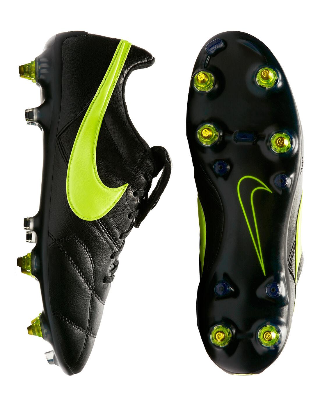 Black \u0026 Yellow Nike Premier 2.0 | Life