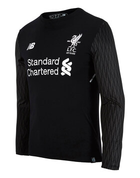 Kids Liverpool 17/18 Away GK Jersey
