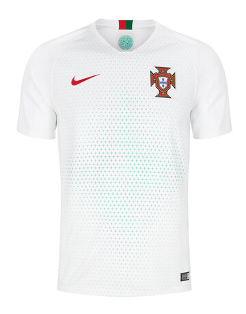Adult Portugal Away WC18 Jersey