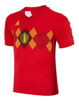 Kids Belgium WC 2018 Home Jersey