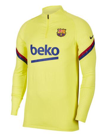 Mens Barcelona 1/4 Zip 2020