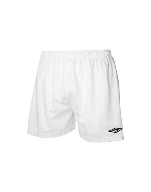 Mens White Munich Short