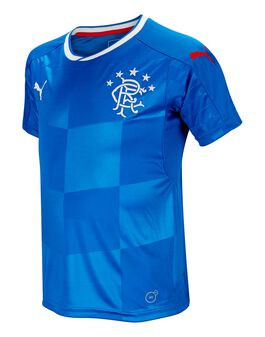 Kids Rangers Home Jersey