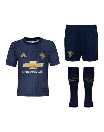 Kids Man Utd 18/19 Third Kit