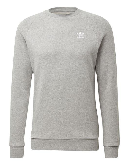Mens Essential Crew Neck Sweatshirt