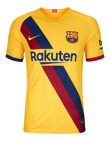 Adult  Barcelona 19/20 Away Jersey