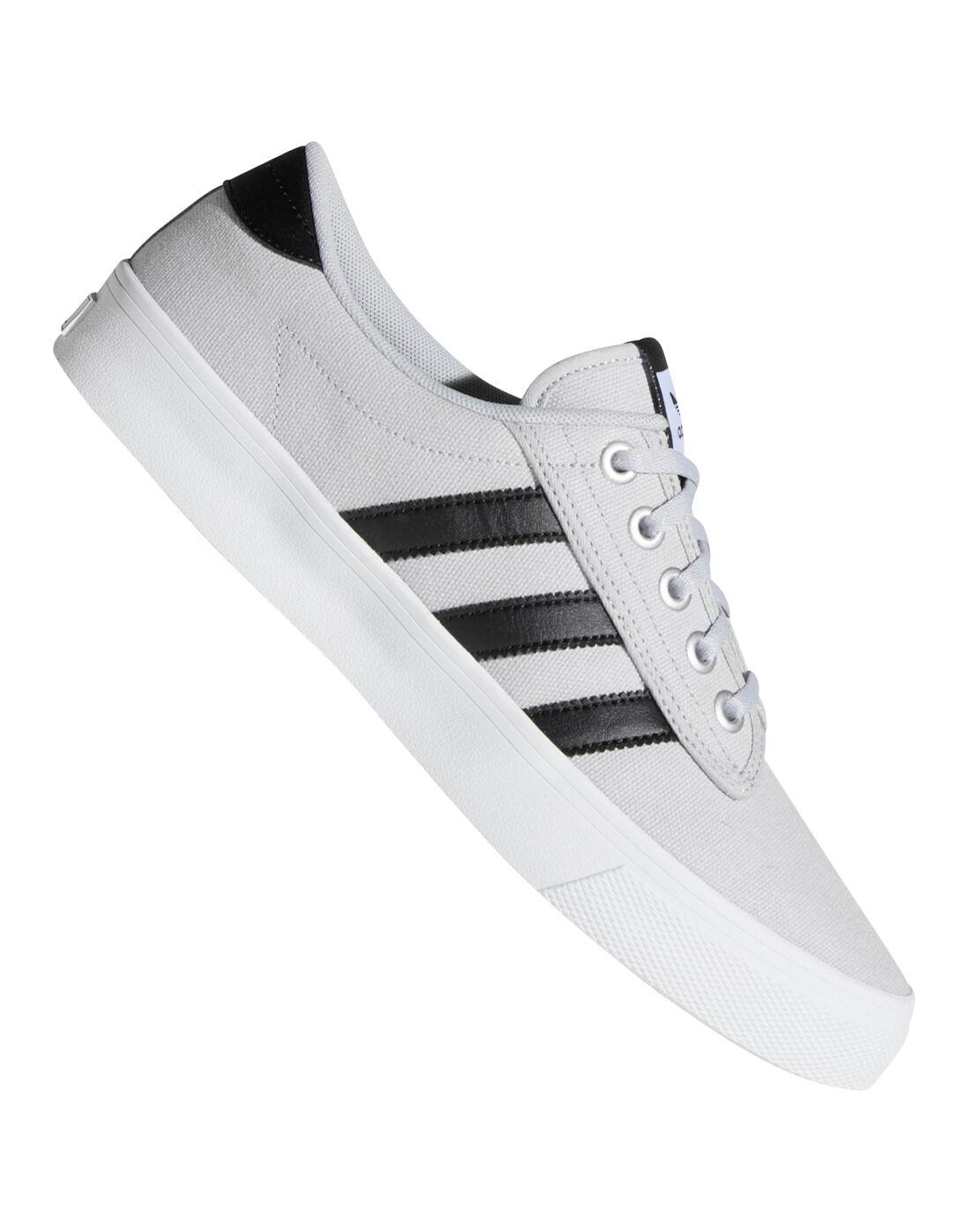 adidas originali mens kiel grey dello stile di vita sportiva