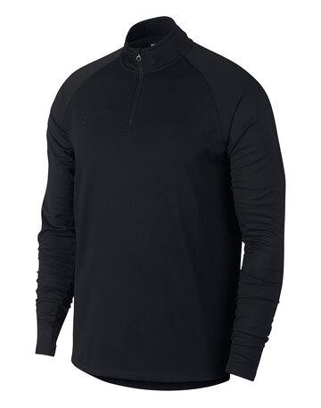 Mens Academy Drill Half Zip Top