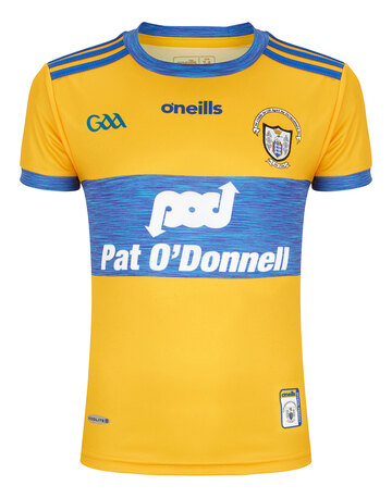 Kids Clare Home Jersey 2019