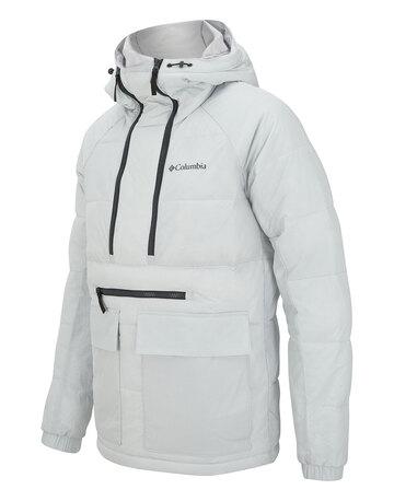 Mens Kings Crest Pullover Jacket