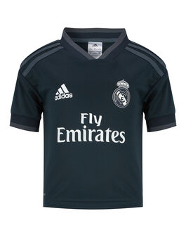 Kids Real Madrid 18/19 Away Kit
