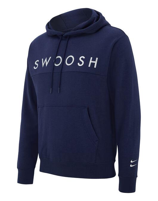 Mens Swoosh Hoodie
