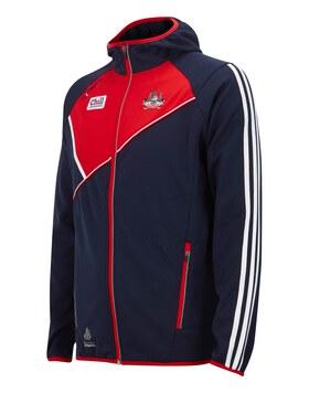 Mens Cork Conall Embossed Jacket