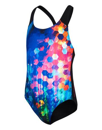Older Girls Splashback Swimsuit