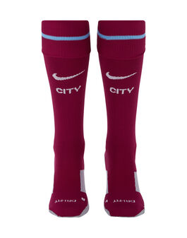 Adult Manchester City 17/18 Away Socks