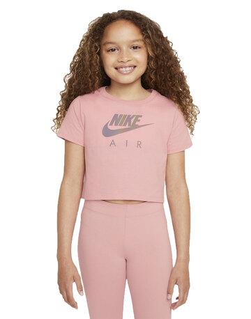Older Girls Cropped Air T-shirt