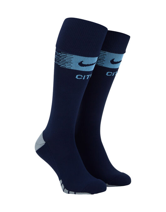 size 40 85c21 bc713 Nike Adult Man City Home 18/19 Socks