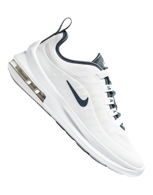 Kid s White Nike Air Max Axis  60c0fd2af