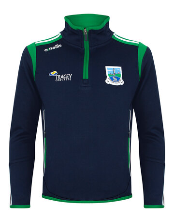 Kids Fermanagh Solar Half Zip Top