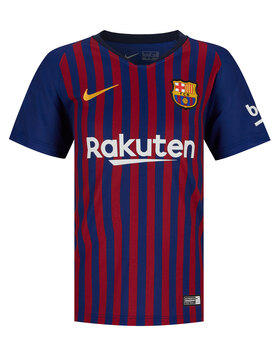 Kids Barcelona 18/19 Home Kit