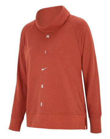 Womens Dry Get Fit Fleece Sweatshirt