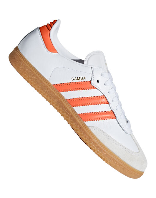 7783f1ac2 adidas Originals Womens Samba   White   Life Style Sports