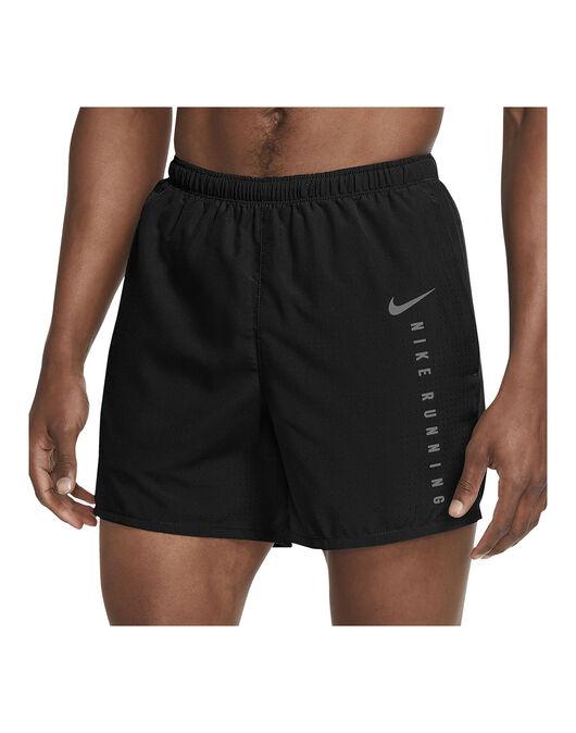 Mens Run Challenger 5Inch Shorts
