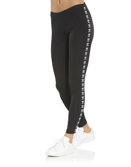208d34171e1763 adidas Originals Womens Trefoil Legging | Life Style Sports