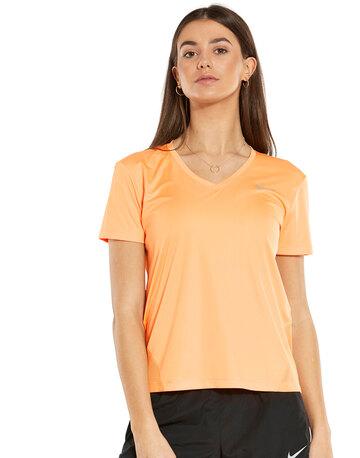 Womens V-Neck Miler T-Shirt