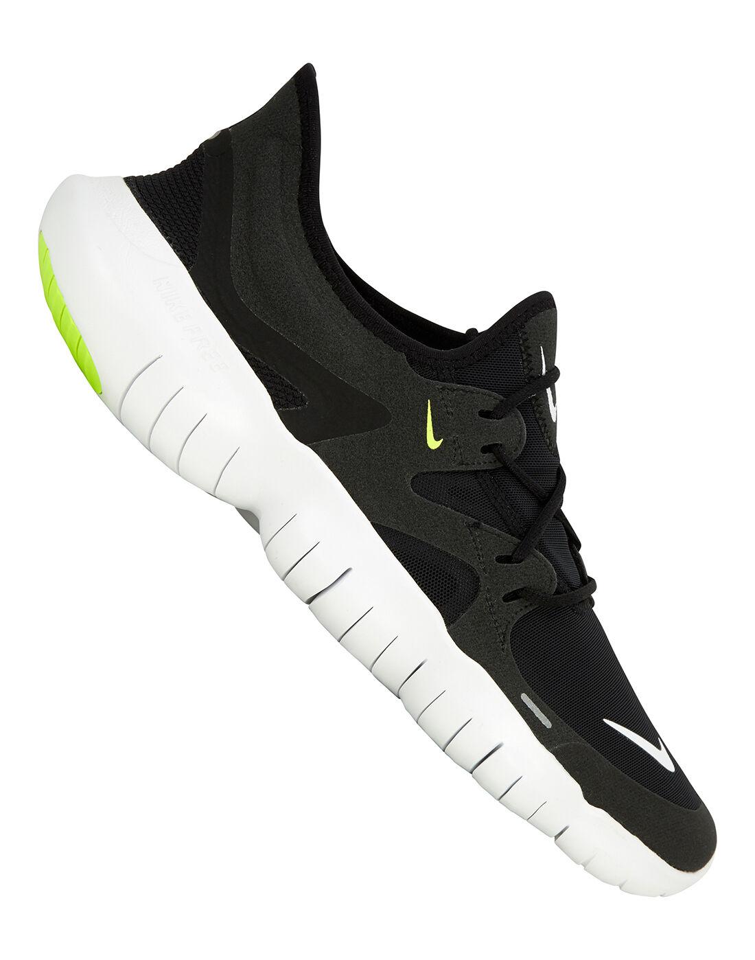Men's Black Nike Free Run 5.0 | Life