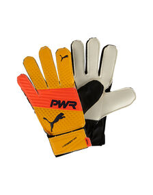 Kids evoPOWER 4.3 Grip Goalkeeper Gloves