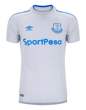 Everton  17/18 Away Jersey