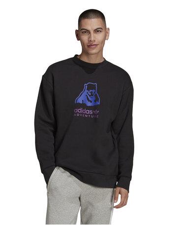 Mens ADV Polar Bear Crew Neck Sweatshirt