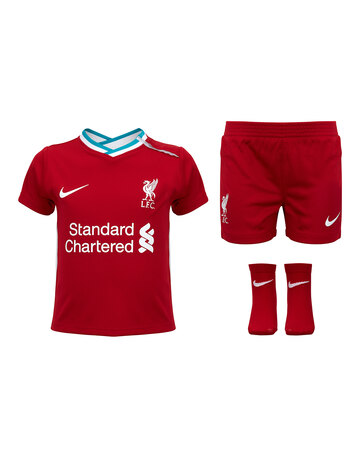 Infants Liverpool 20/21 Home Kit