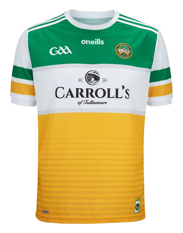 Adults Offaly Home Jersey 2019/2020