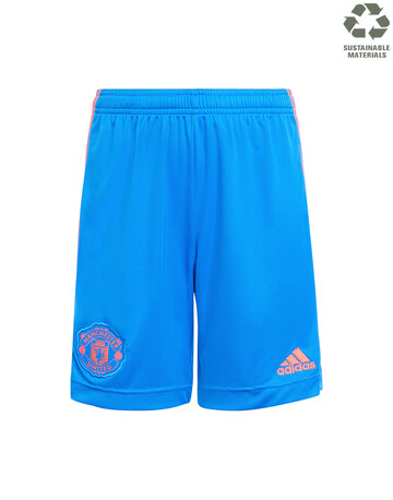 Kids Manchester United 21/22 Away Shorts
