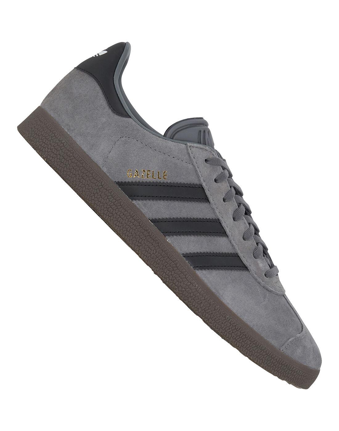 adidas Originals adidas superstar floral black and white shoes | Mens Gazelle
