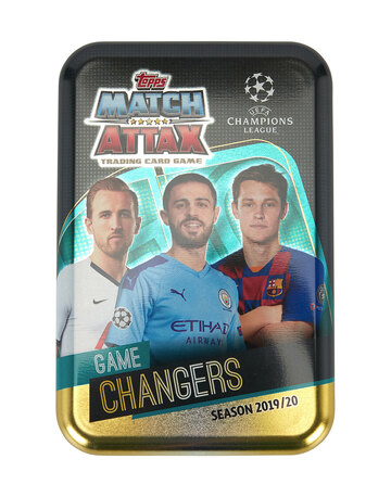 Match Attax Mega Tin