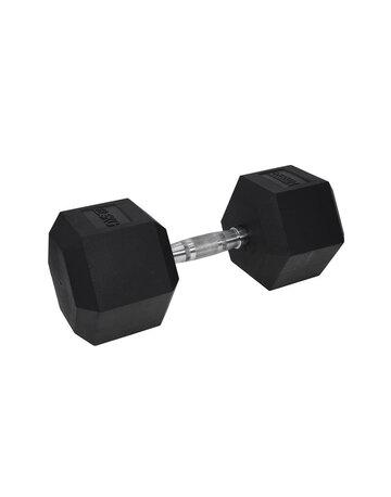 UF Hex Dumbbell Rubber Single 22.5KG