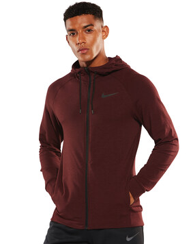 Mens Hyper Dry Full Zip Hoody