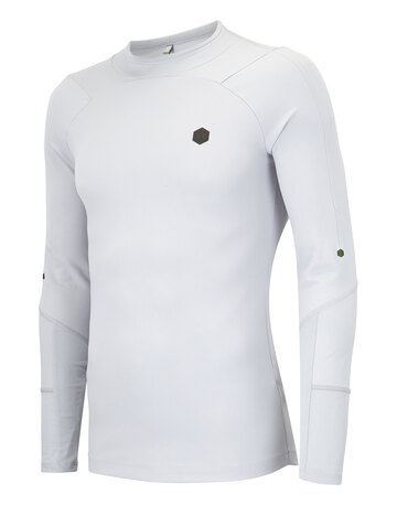Mens Rush Coldgear Long Sleeve Mock