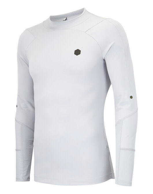 Adult Rush Cold Gear Mock Neck Top