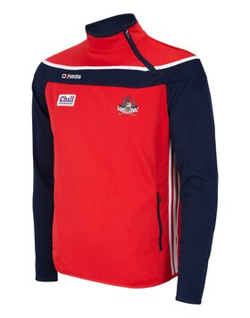 Mens Cork Slaney Side Zip Top