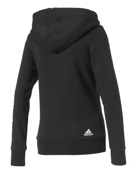 Womens Linear Full Zip Hoody